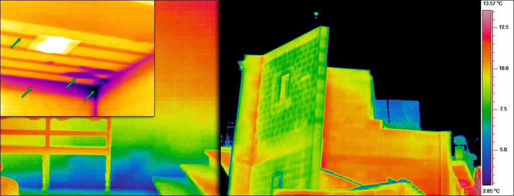 termografia edilizia